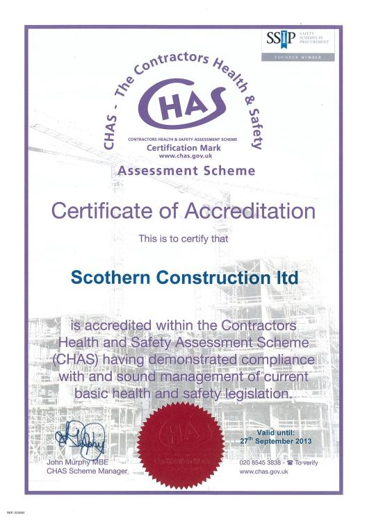 Downloads Scothern Construction